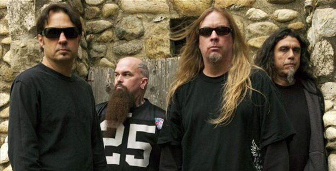 Jeff Hanneman Dave Lombardo slayer