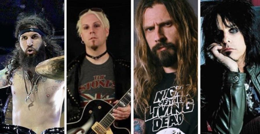 Supergrupo L.A. Rats (Nikki Sixx, Rob Zombie, John 5 y Tommy Clufetos)  estrena nueva canción