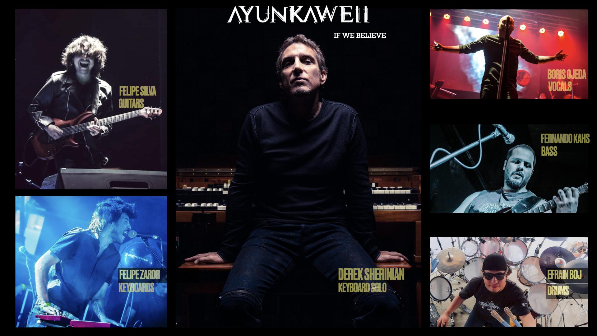 Ayunkawell primer single