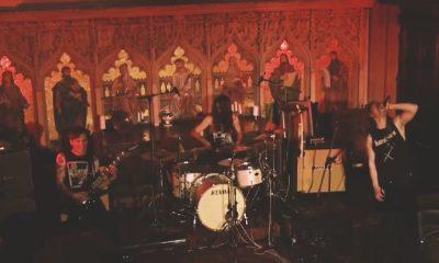banda black metal concierto inglesia