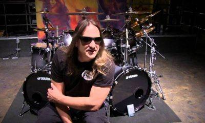 baterista exodus cáncer concierto benéfico