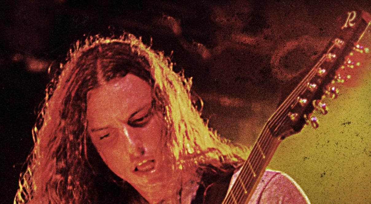 bc rich chuck schuldiner guitarra