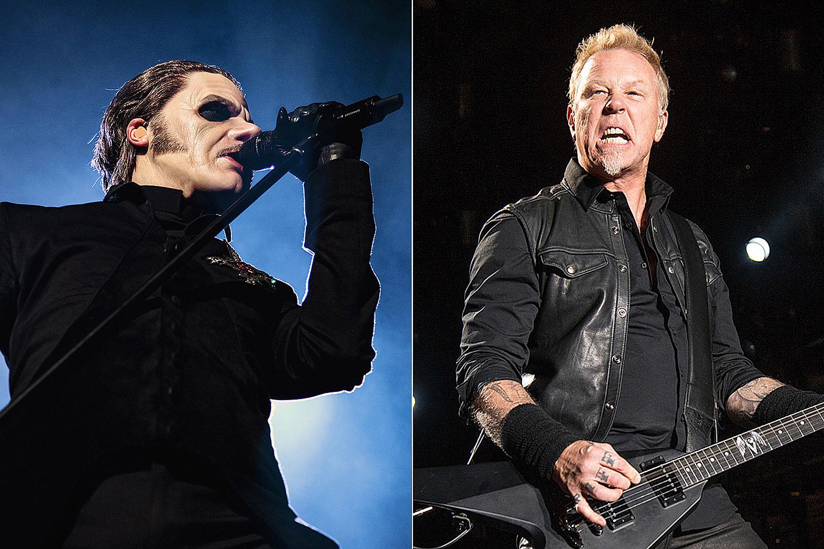 Ghost Metallica