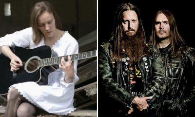 guitarrista cover acústico darkthrone