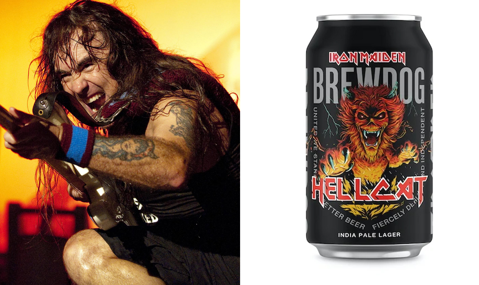 Iron Maiden cerveza