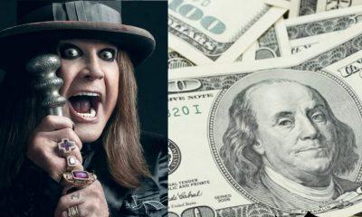 Ozzy Osbourne Black Sabbath