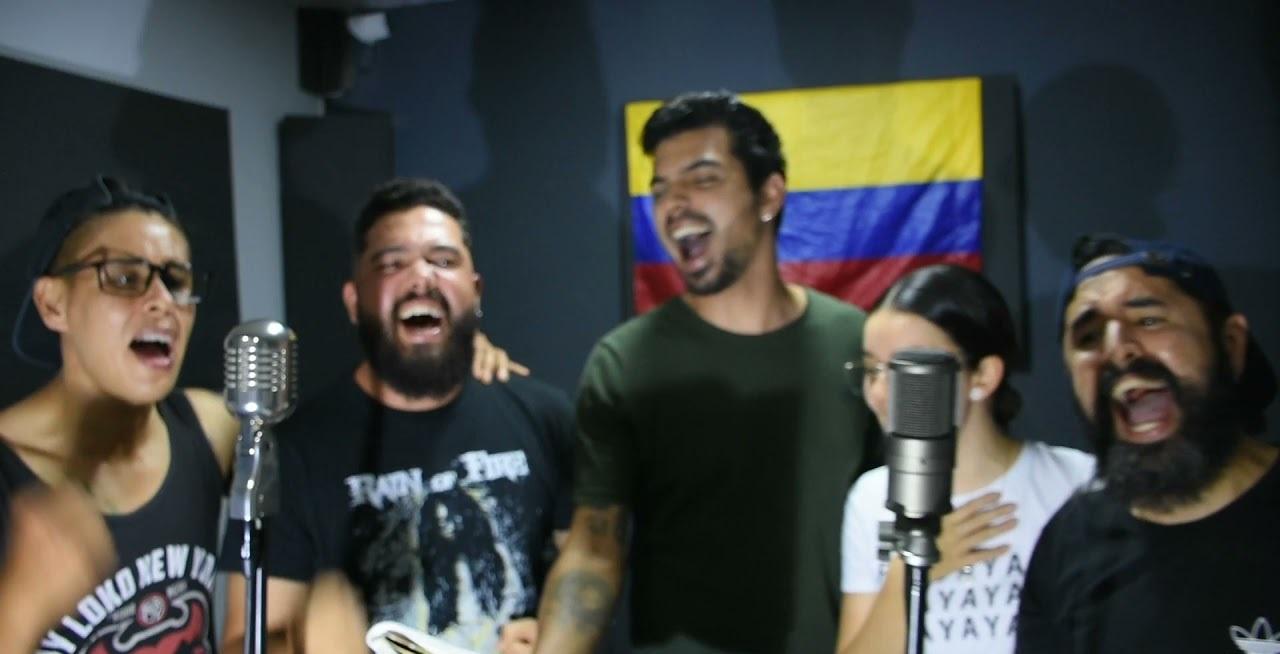 terceto banda colombia canción