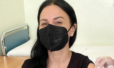 Cristina Scabbia Lacuna Coil vacuna