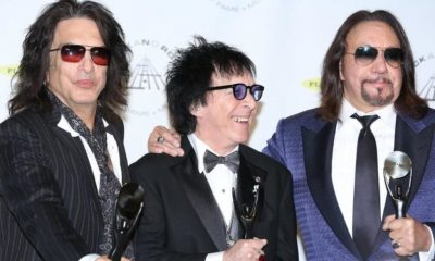 Paul Stanley Criss Frehley