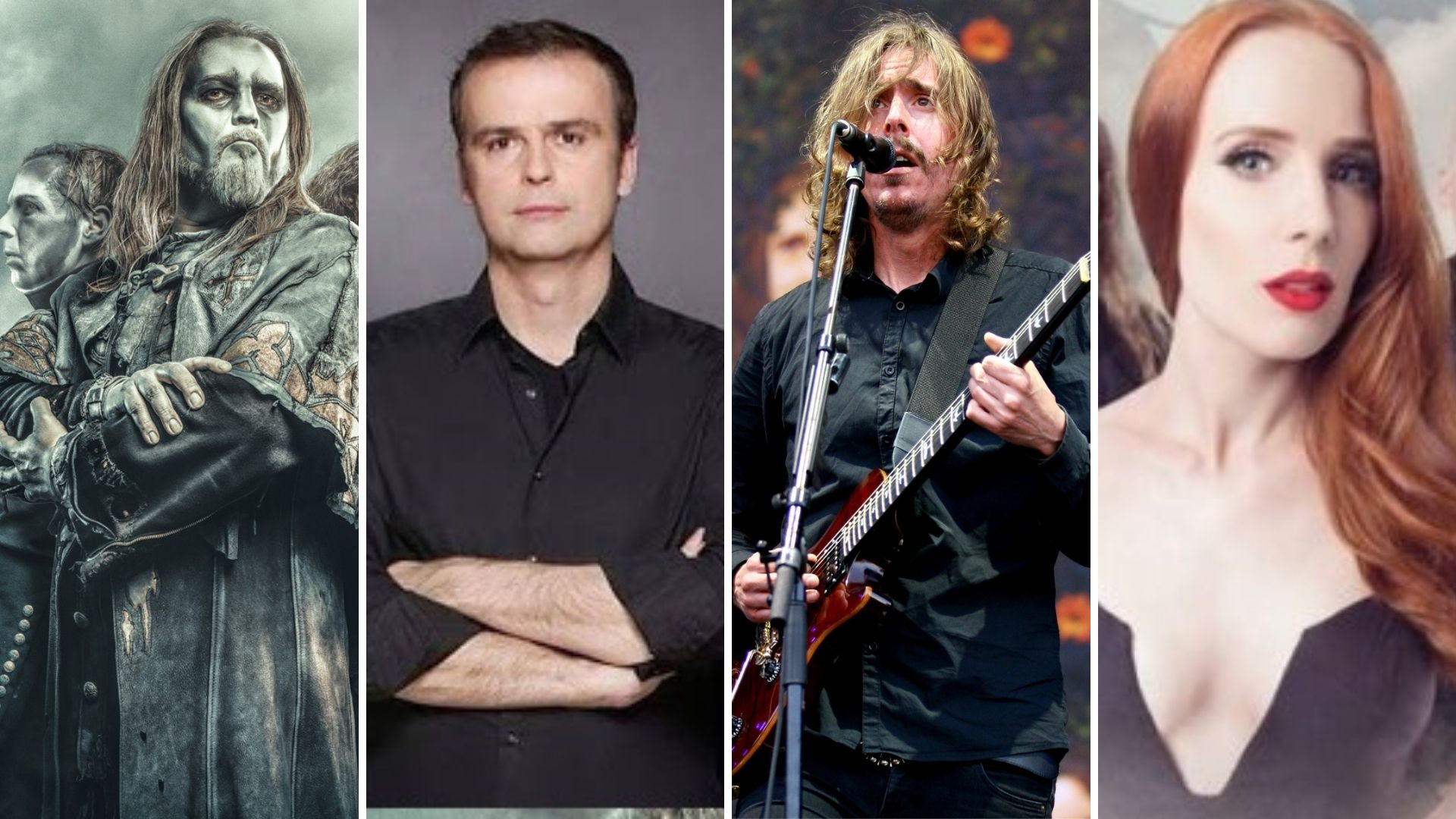 Powerwolf Opeth Blind Guardian Epica Leyendas Rock 2022