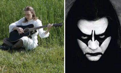 black metal acustico