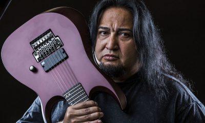 Dino Cazares Meshuggah