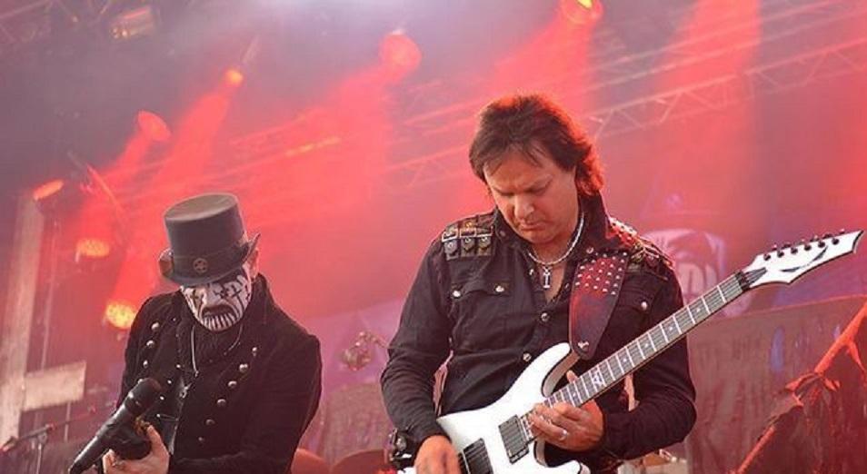 guitarrista king diamond nuevo disco conciertos