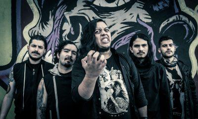 """""""The Countenance"""" es el primer álbum de la agrupación de Thrash Metal de Manizales (Colombia) Cuntcrusher (Foto: difusión)."""
