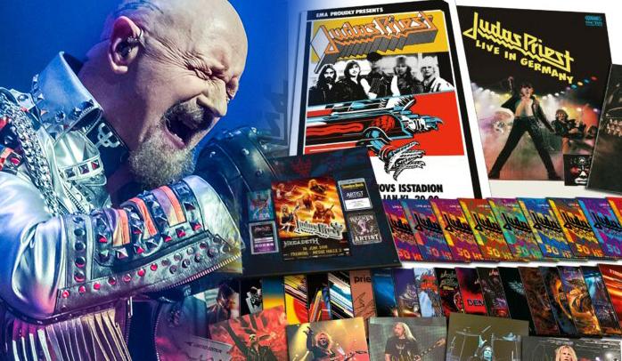 Judas Priest 50 años