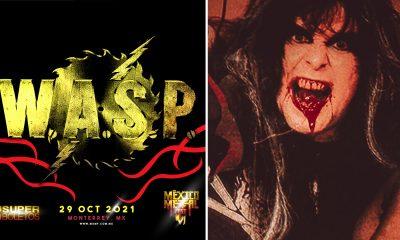 W.A.S.P. México Metal Fest
