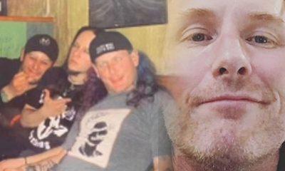 Joey Jordison Corey Taylor