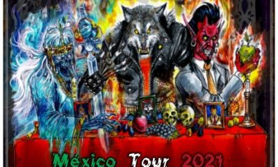 Las agrupaciones colombianas Bloody Nightmare, Tumulario y Punisher realizarán una gira conjunta- durante el mes de noviembre- en México (Foto: difusión).
