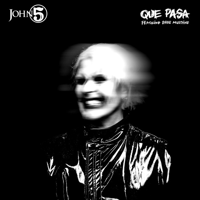 """John 5 estrena videoclip """"Qué pasa"""" junto a Dave Mustaine"""