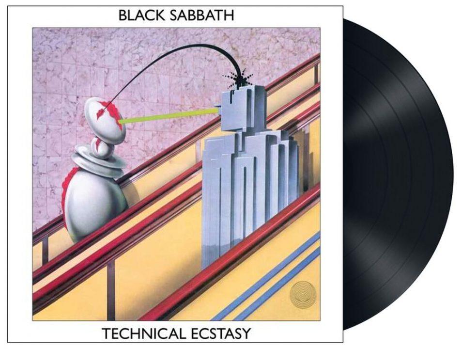 """Technical Ecstasy"" Black Sabbath"