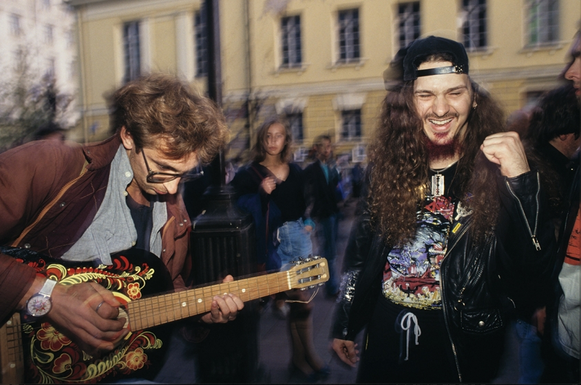 Pantera Monsters Of Rock Moscow 1991