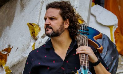 Felipe Andreoli 2021 disco solista