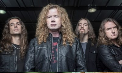 Megadeth 2021