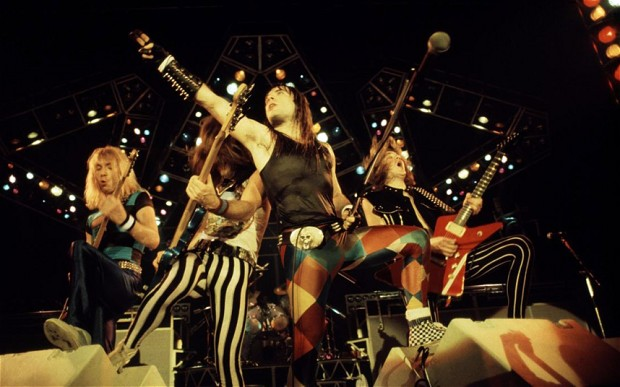 Iron Maiden Somewhere In Time Reseña