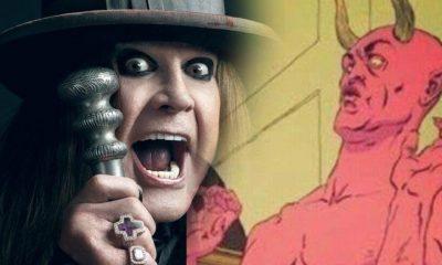 Ozzy Osbourne diablo