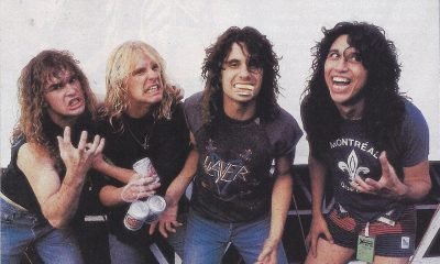 """slayer """"Reign In Blood"""""""